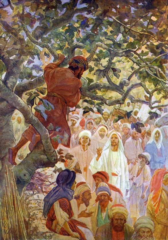 Luke 19 | Bible Teaching Notes