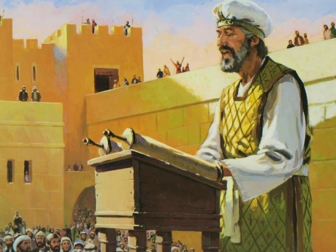 Nehemiah 8 | Bible Teaching Notes